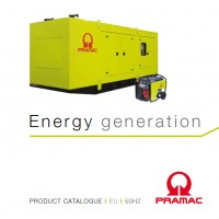 Καταλογος Pramac 2017 Power Catalogue 50Hz EU